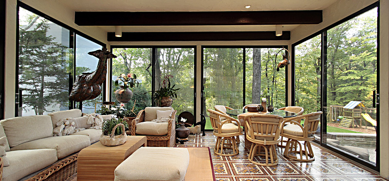 Awesome ... Sunrooms Example 3 ...