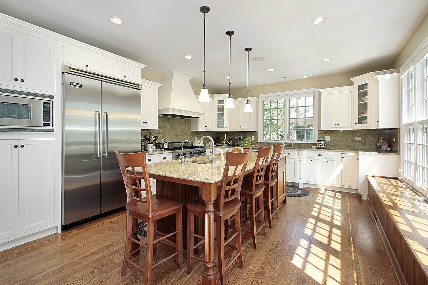 Kitchen design trends for 2014 popham construction for Latest trends in kitchens