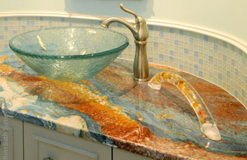 grab bar styles blend with decor.