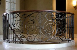 railings available in many styles