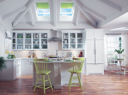Popham is a certified installer of Velux®